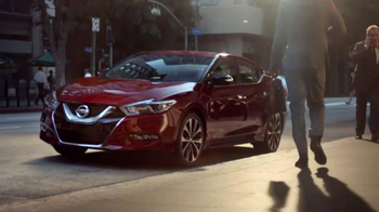 Nissan Maxima TV Spot, 'Day and Night' Song by Wiz Khalifa - Thumbnail 2