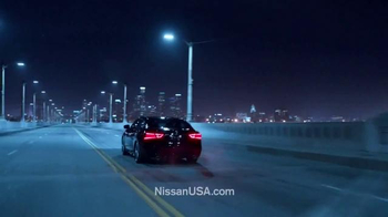 Nissan Maxima TV Spot, 'Day and Night' Song by Wiz Khalifa - Thumbnail 8