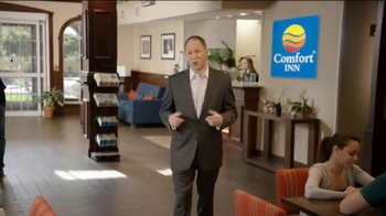 Choice Hotels TV Spot, 'ESPN Fantasy Football' - Thumbnail 6
