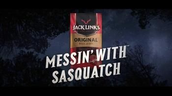 Jack Link's Beef Jerky TV Spot, 'Messin' With Sasquatch: Flashlights' - Thumbnail 2