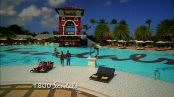 Sandals Resorts TV Spot, 'Perfect Getaway' - Thumbnail 1