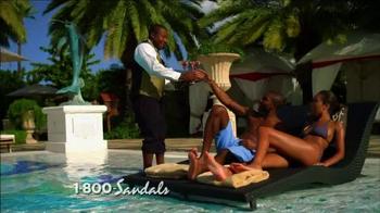 Sandals Resorts TV Spot, 'Perfect Getaway' - Thumbnail 2