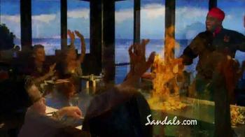 Sandals Resorts TV Spot, 'Perfect Getaway' - Thumbnail 8