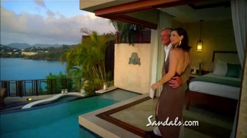 Sandals Resorts TV Spot, 'Perfect Getaway' - Thumbnail 9