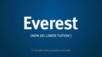 Everest College TV Spot, 'Twenty Percent' - Thumbnail 5