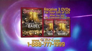 CBN Superbook: The Tower of Babylon TV Spot, 'Understand' - Thumbnail 4