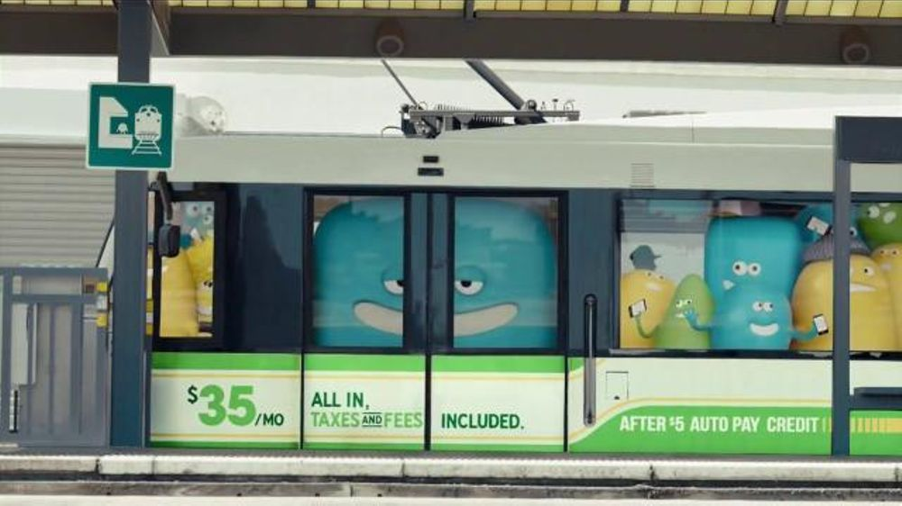 Cricket Wireless TV Commercial, 'Happiest Place in the Whole Wireless  World' - Video