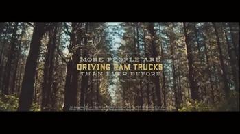 Ram 1500 TV Spot, 'Driven' - Thumbnail 9
