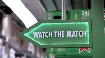 Heineken TV Spot, 'UEFA Champions League en Barcelona' - Thumbnail 2