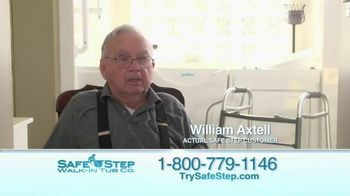 Safe Step TV Spot, 'Life Changing' Featuring Rick Chambers