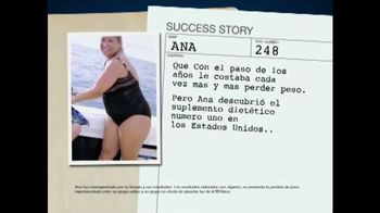 Lipozene TV Spot, 'Casos exitosas' [Spanish]