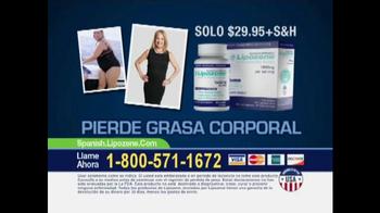 Lipozene TV Spot, 'Casos exitosas' [Spanish] - Thumbnail 4