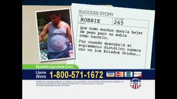 Lipozene TV Spot, 'Casos exitosas' [Spanish] - Thumbnail 6
