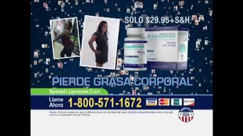 Lipozene TV Spot, 'Casos exitosas' [Spanish] - Thumbnail 8