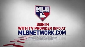 MLB Network TV Spot, 'Streamed Live' - Thumbnail 7