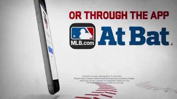 MLB Network TV Spot, 'Streamed Live' - Thumbnail 8