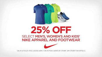 Sports Authority Father's Day Sale TV Spot, 'Thousands of Great Gifts' - Thumbnail 6