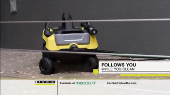 Karcher Follow Me Pressure Washer TV Spot, 'Get Yours Today' - Thumbnail 3
