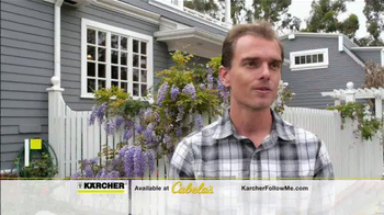 Karcher Follow Me Pressure Washer TV Spot, 'Get Yours Today' - Thumbnail 5