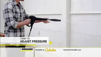 Karcher Follow Me Pressure Washer TV Spot, 'Get Yours Today' - Thumbnail 6