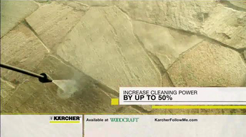 Karcher Follow Me Pressure Washer TV Spot, 'Get Yours Today' - Thumbnail 7