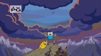 Adventure Time Appisode TV Spot, 'Watch and Play' - Thumbnail 1