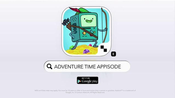 Adventure Time Appisode TV Spot, 'Watch and Play' - Thumbnail 8