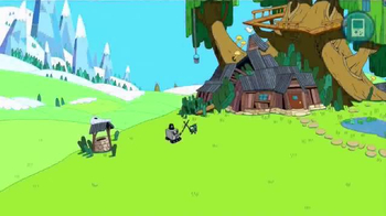 Adventure Time Appisode TV Spot, 'Watch and Play' - Thumbnail 2