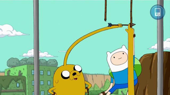Adventure Time Appisode TV Spot, 'Watch and Play' - Thumbnail 5