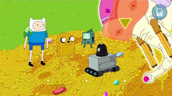 Adventure Time Appisode TV Spot, 'Watch and Play' - Thumbnail 6