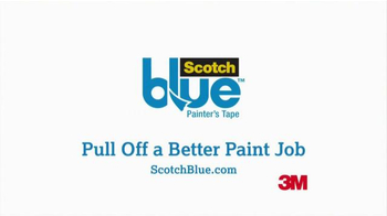 Scotch Blue Painter's Tape TV Spot, 'Prep' - Thumbnail 10