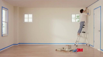 Scotch Blue Painter's Tape TV Spot, 'Prep' - Thumbnail 2