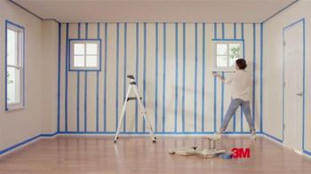 Scotch Blue Painter's Tape TV Spot, 'Prep'