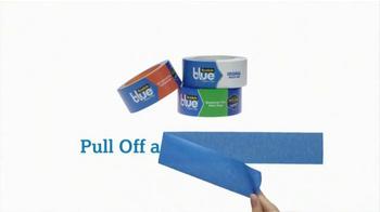 Scotch Blue Painter's Tape TV Spot, 'Prep' - Thumbnail 9