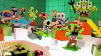 Qixels TV Spot, 'Ninjas' - Thumbnail 9