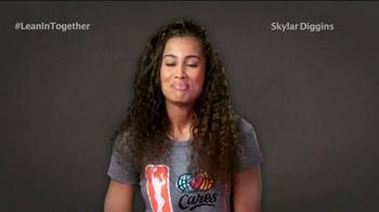 Lean In TV Spot, 'WNBA Stars' - Thumbnail 2