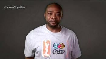 Lean In TV Spot, 'WNBA Stars' - Thumbnail 6