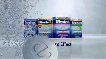 Efferdent Anti-Bacterial Denture Cleanser TV Spot, 'The Efferdent Effect' - Thumbnail 10