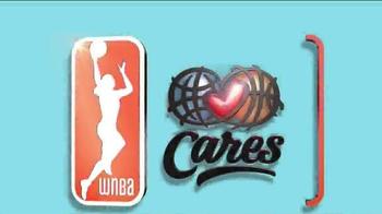 NBA Cares TV Spot, 'Dad' Featuring Sue Bird, Skylar Diggins - Thumbnail 1