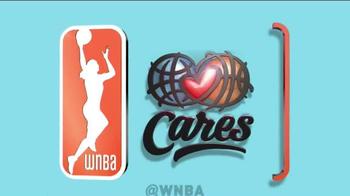 NBA Cares TV Spot, 'Dad' Featuring Sue Bird, Skylar Diggins - Thumbnail 10
