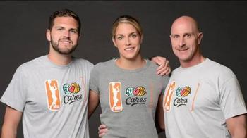 NBA Cares TV Spot, 'Dad' Featuring Sue Bird, Skylar Diggins - Thumbnail 7