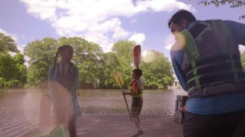 Discover The Forest TV Spot, 'Kayaks On a Bus' - Thumbnail 9