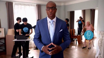 Rent.com TV Spot, 'My Team' Featuring J.B. Smoove