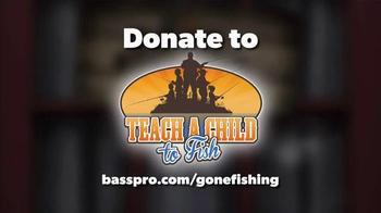 Bass Pro Shops Gone Fishing Event TV Spot, 'Take Someone Fishing' - Thumbnail 10