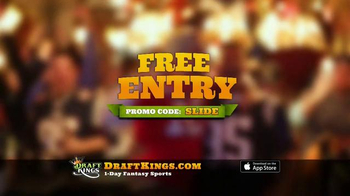 DraftKings TV Spot, 'Millionaire Maker: Step Up to the Plate' - Thumbnail 10