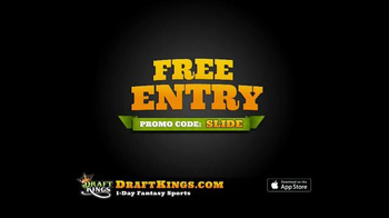 DraftKings TV Spot, 'Millionaire Maker: Step Up to the Plate' - Thumbnail 9