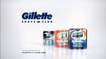 Gillette TV Spot, 'Robert: Join Gillette Shave Club' - Thumbnail 8