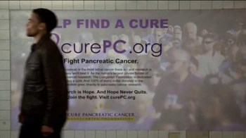 The Lustgarten Foundation For Pancreatic Cancer TV Spot, 'Michael Ealy' - Thumbnail 3