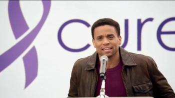 The Lustgarten Foundation For Pancreatic Cancer TV Spot, 'Michael Ealy' - Thumbnail 8