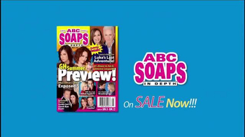 ABC Soaps in Depth TV Spot, 'General Hospital Summer Preview' - Thumbnail 10